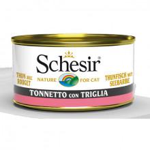 Schesir - Tuniak s parmicou 85g Agras Delic - 2