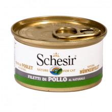 Schesir Natural - Kuracie filety 85g Agras Delic - 2