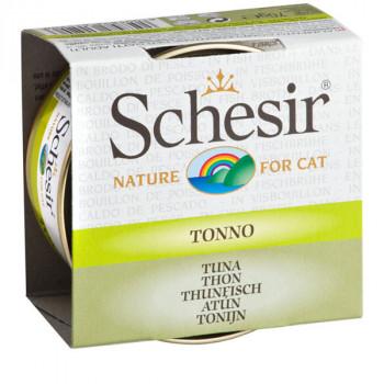 Schesir - Tuniak vo vývare 70g Agras Delic - 1