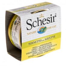 Schesir - Tuniak s ančovičkami vo vývare 70g Agras Delic - 1