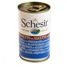 Schesir - Tuniak s ančovičkami 140g Agras Delic - 1