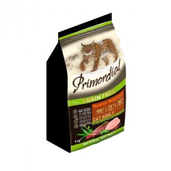 Primordial GF Adult Cat - kačacie a morčacie 6kg MisterPet - 1