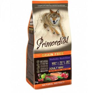 Primordial GF Adult Mini - Pstruh s kačicou 2kg MisterPet - 1