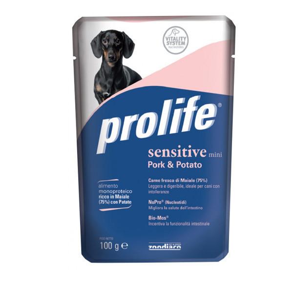 Prolife Sensitive Adult Mini - Bravčové a zemiaky 100g Zoodiaco - 1