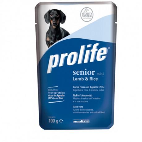 Prolife Senior Mini - Jahňacie s ryžou 100g  - 1