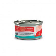 ÆQUILIBRIAVET Gastro - Kuracie, hovädzie a morčacie mäso s ryžou 85g Marpet - 1