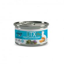DTX Plus - Tuniak a sardinky s melónom 85g Marpet - 1