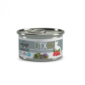 DTX Plus - Tuniak a makrela s malinami 85g Marpet - 1